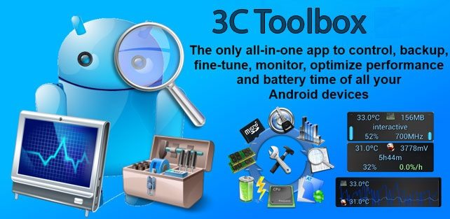Download 3C Toolbox v1.9.3 APK