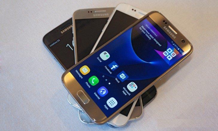 Samsung Galaxy S7 dm verity verification failed