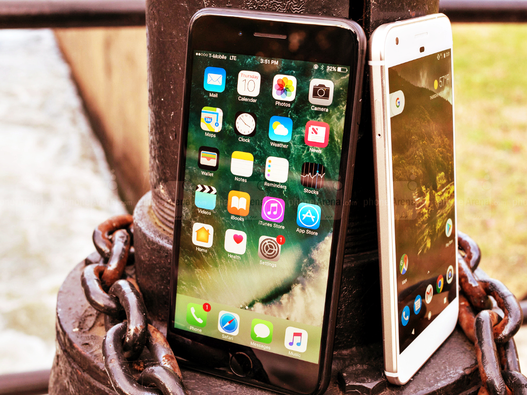 Features of Android Phone that are not Present in iPhone