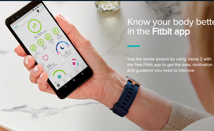 Install fitbit app on Huawei P40 pro