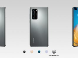 Track and Locate Lost Huawei P40 Pro