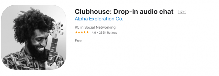 Download and install Clubhouse on Android