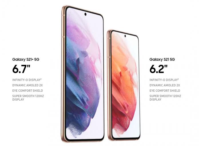 Recover Data from Broken Samsung S21